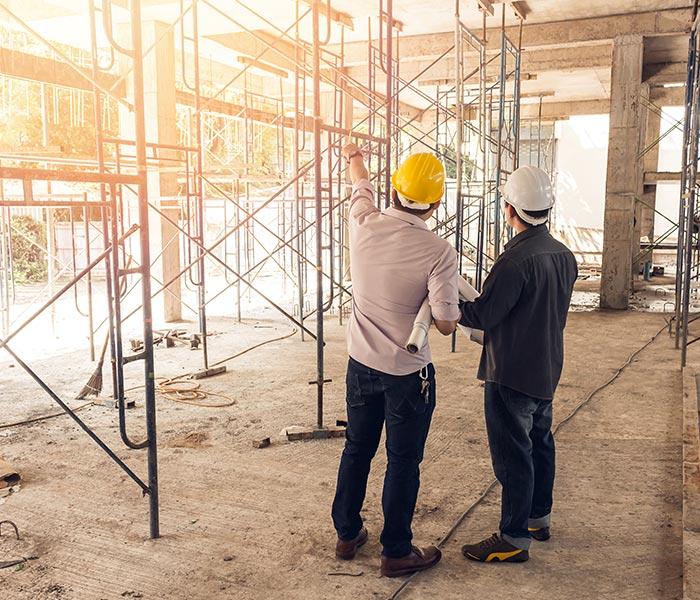Entreprise de construction de maisons à Meyzieu